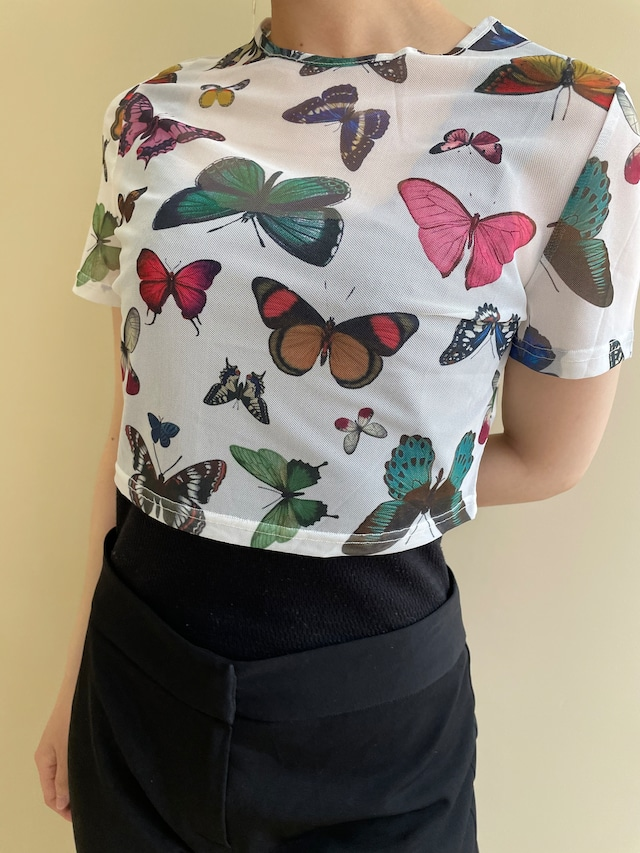 butterfly tops / 7SSTP25-16