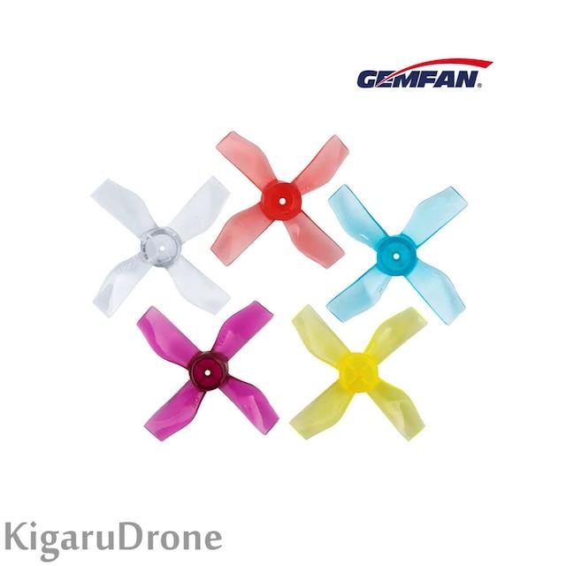 【31mm / 1.0mmShaft】 Click to expand Hot   Gemfan 31MM 1220-4 Four-blade 31mm  1mmShaft Propeller  (4CW+4CCW)4枚 5色