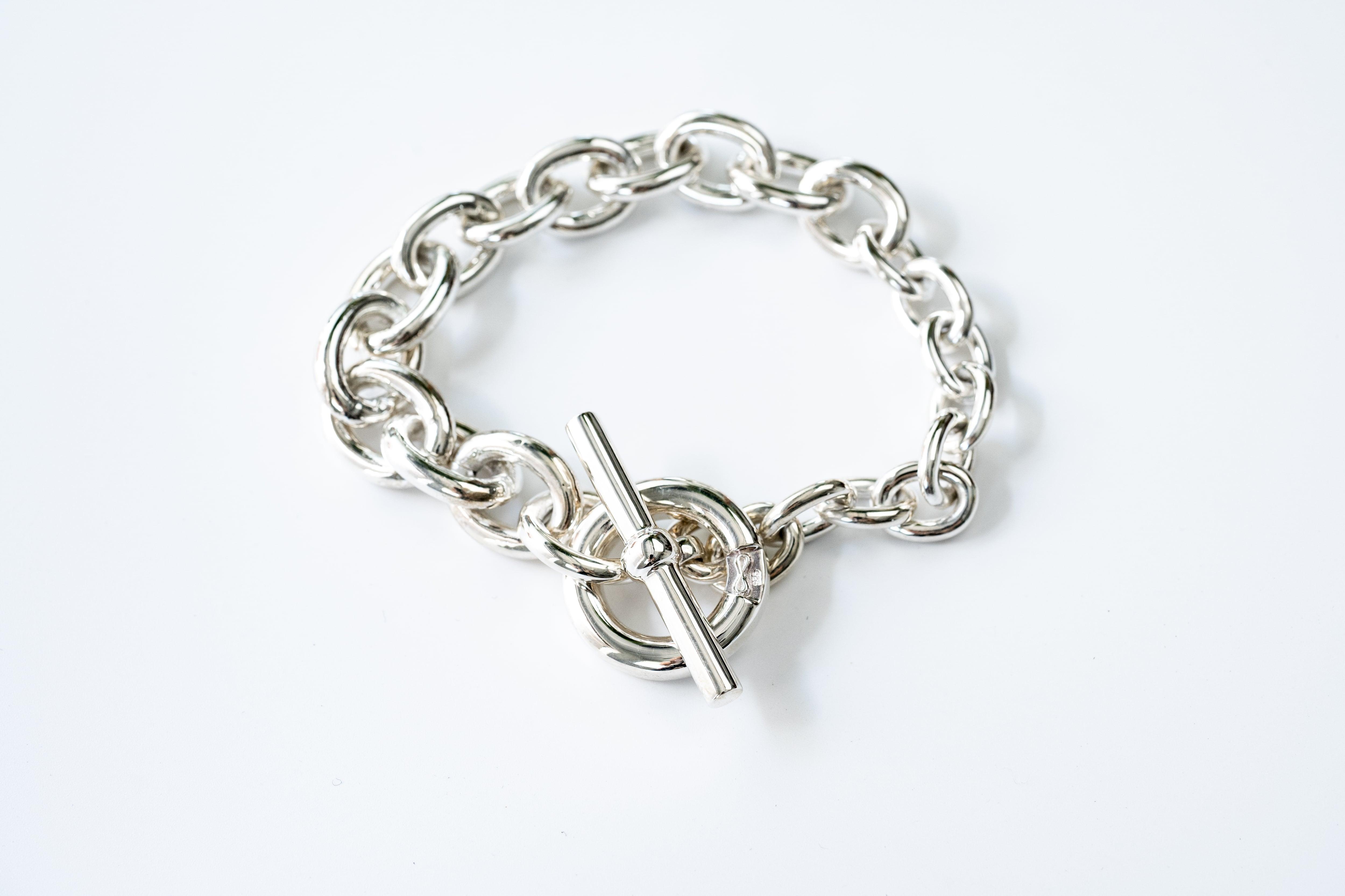 BN-054 Hook connect bracelet gradually  XL