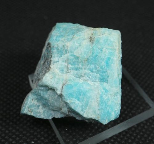 自主採掘!アマゾナイト カリフォルニア産 原石  19,7g AZ0055 天河石(てんがせき) 鉱物 天然石