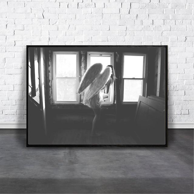 Angel【アートポスター専門店 Aroma of Paris】[AP-000376]