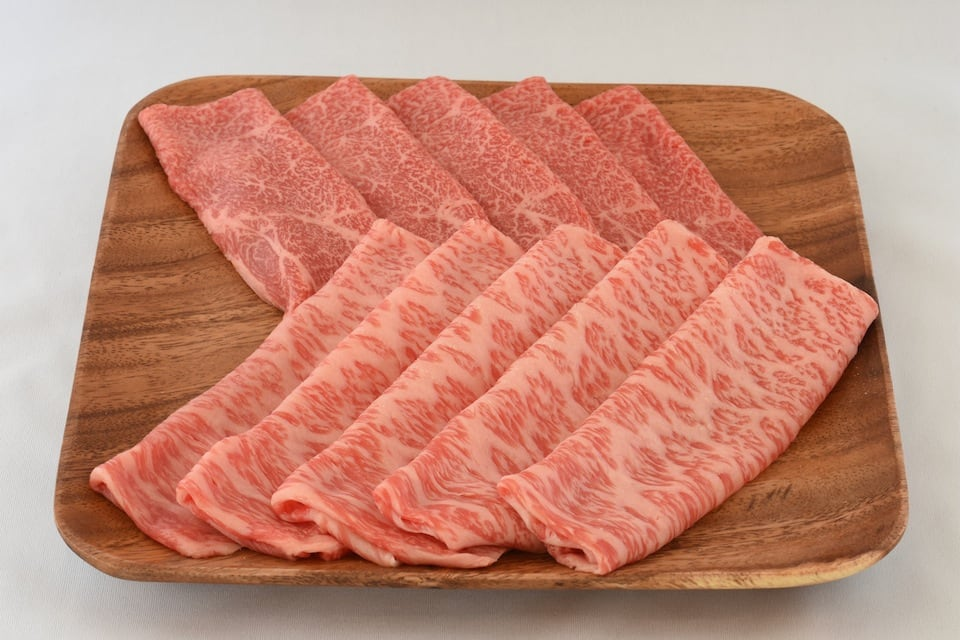 特選和牛すき焼き用お肉(1200g相当)