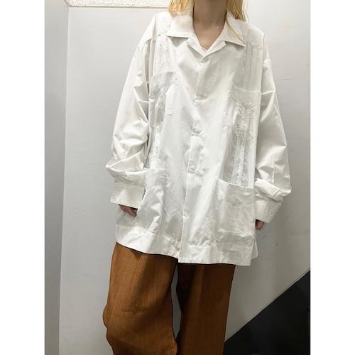 90's IZAMAL l/s キューバシャツ