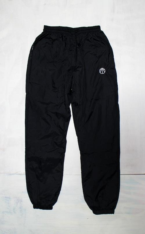 Logo Mark nylon pants