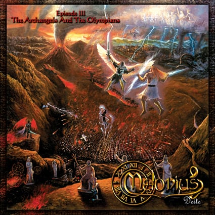 """MELODIUS DEITE """"Episode III: The Archangels and the Olympians"""""""