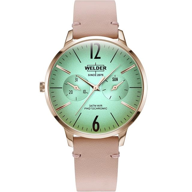 【WELDER ウェルダー】WWRS100/MOODY SLIM DAY DATE 36mm ムーディー スリム デイデイト/国内正規品 腕時計