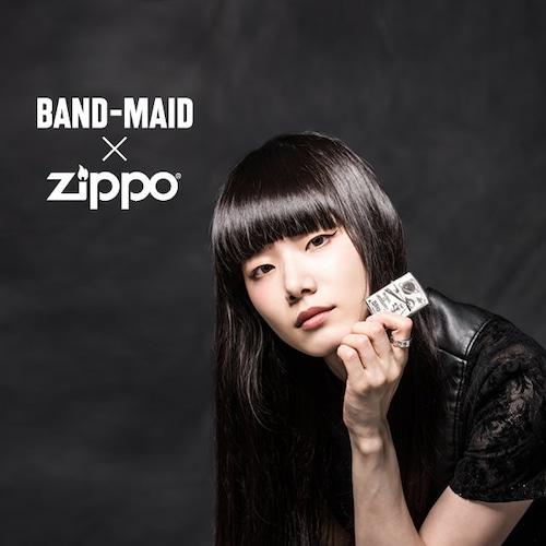 BAND-MAID「MISA」× ZIPPO
