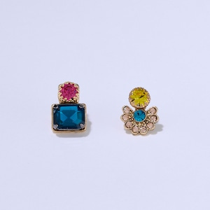 Dual Jewel Pierce