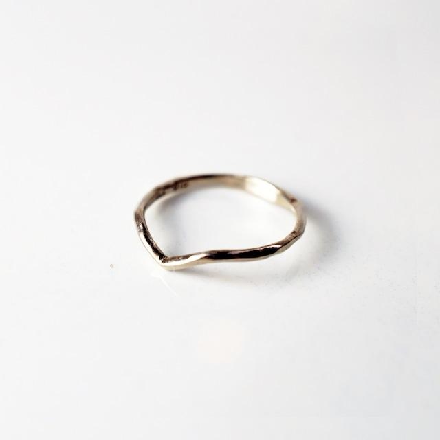 Phalange ・Pinky Ring / Wish Ring  (R025-WG)
