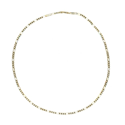 【GF1-12】20inch gold filled chain necklace