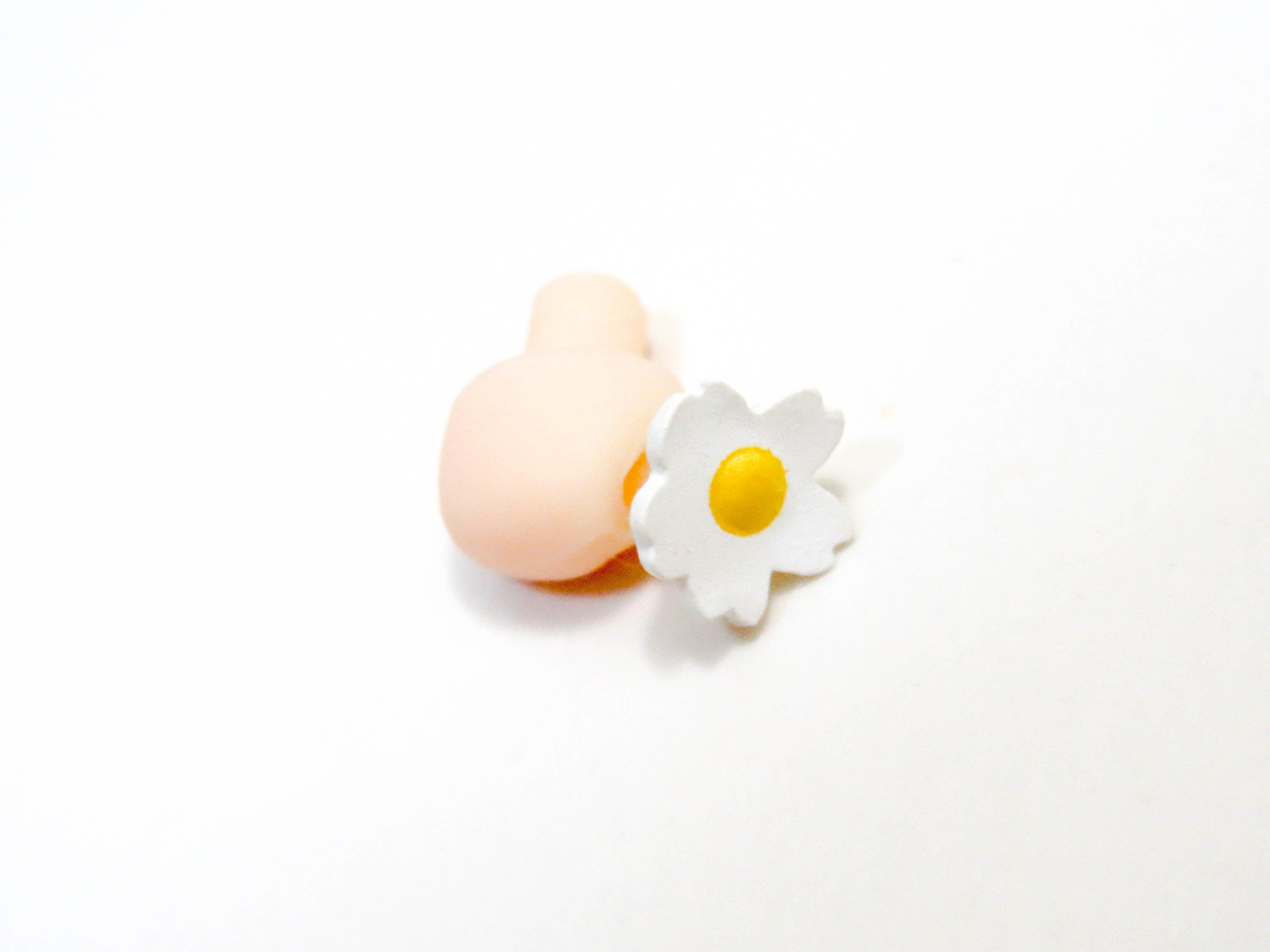 再入荷【522】 島村卯月 小物パーツ お花 ねんどろいど