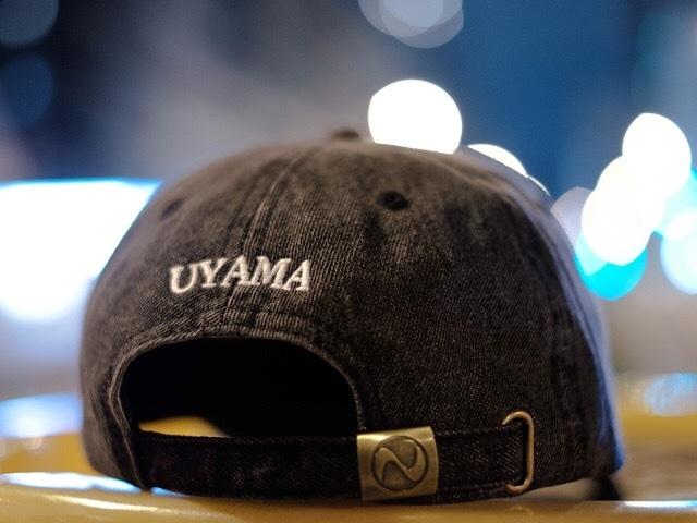 "18s/s ""SUCKER FOR YOU"" black denim cap"