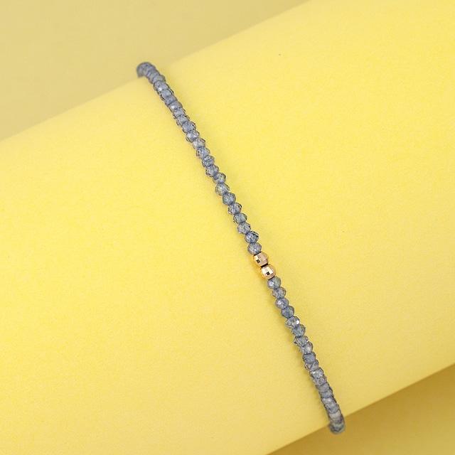 Stone bracelet / Tanzanite