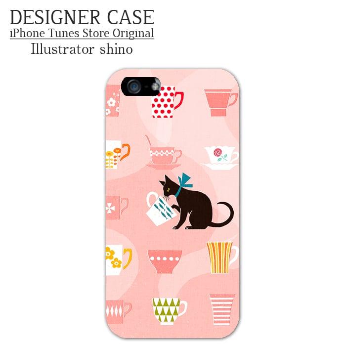 iPhone6 Hard Case[TEA TIME] Illustrator:shino