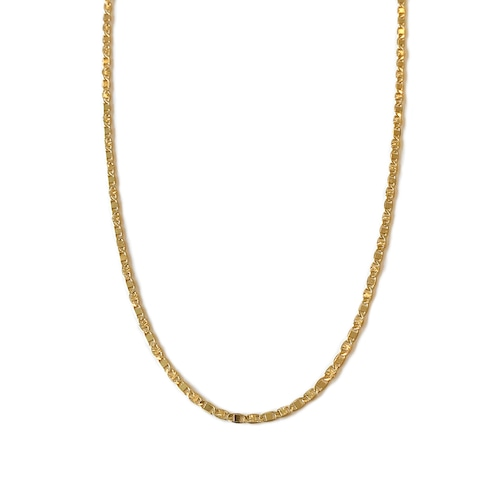 【GF1-68】20inch gold filled chain necklace