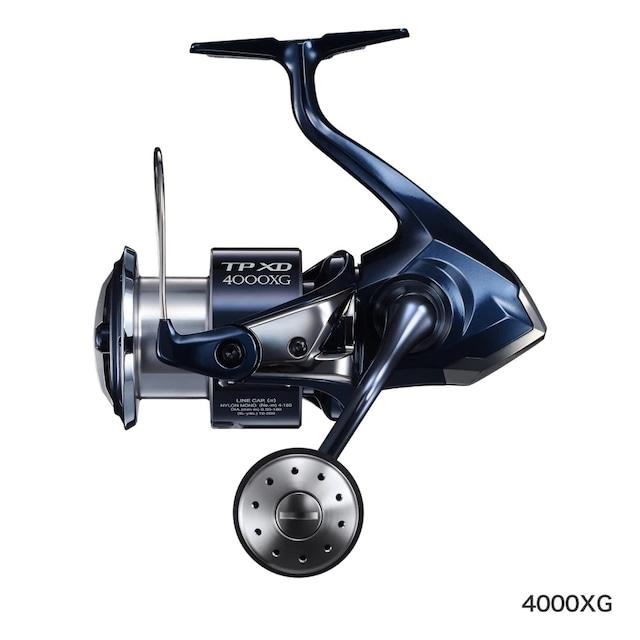 シマノ 21ツインパワーXD 4000XG