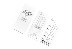 AB Calligraphy Ruler / Engrosser's  by Aquino da Silva