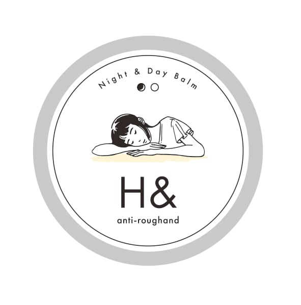 H&(ハンド)ナイトアンドデイバーム【YOSHIKOパッケージ】