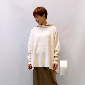 marmors(マルモア) wool cashmere knit hoodie 2021秋冬新作 [送料無料]