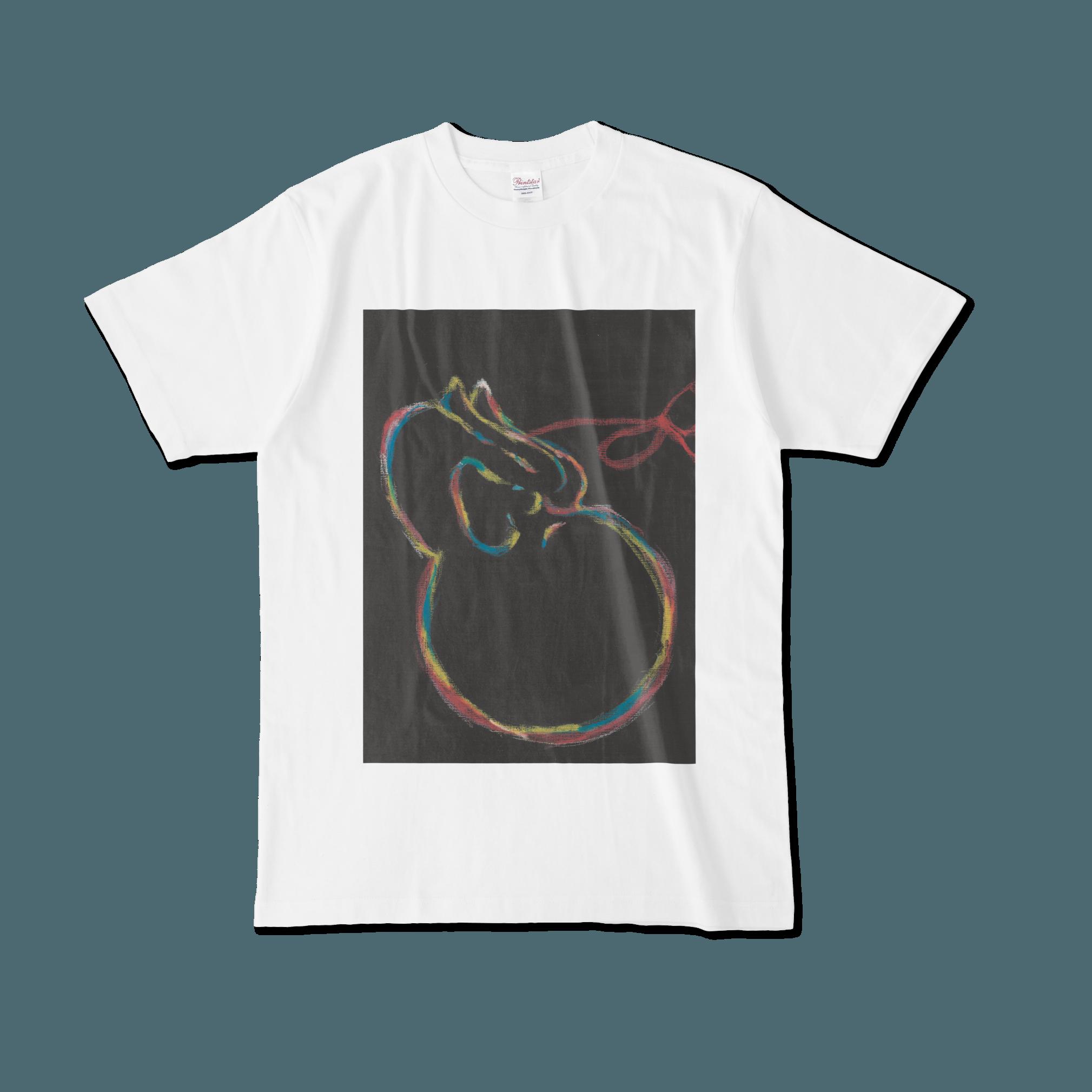 【税込・送料無料】飯田結万デザインTシャツ「希望」