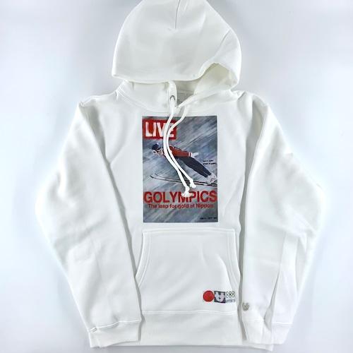 "SAPPORO ""GOLYMPICS"" LIVE hoodie"