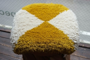 ◆◆【ノッティング◆手織りの椅子敷】◆(大) ◆◆初入荷◆◆◆◆◆