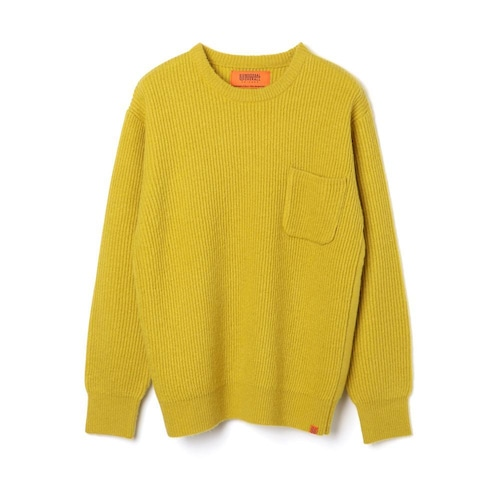 UNIVERSAL OVERALL(7G MOHAIR CREW)