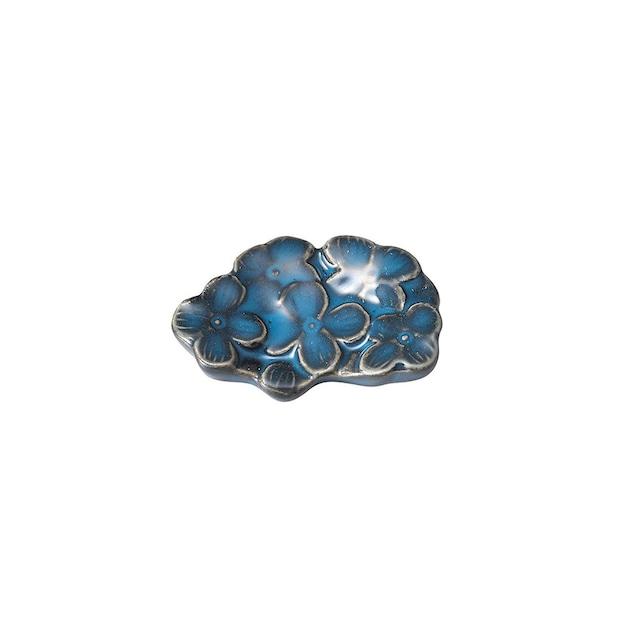 aito製作所 「リアン Lien」カトラリーレスト 箸置き ブルー 美濃焼 267819