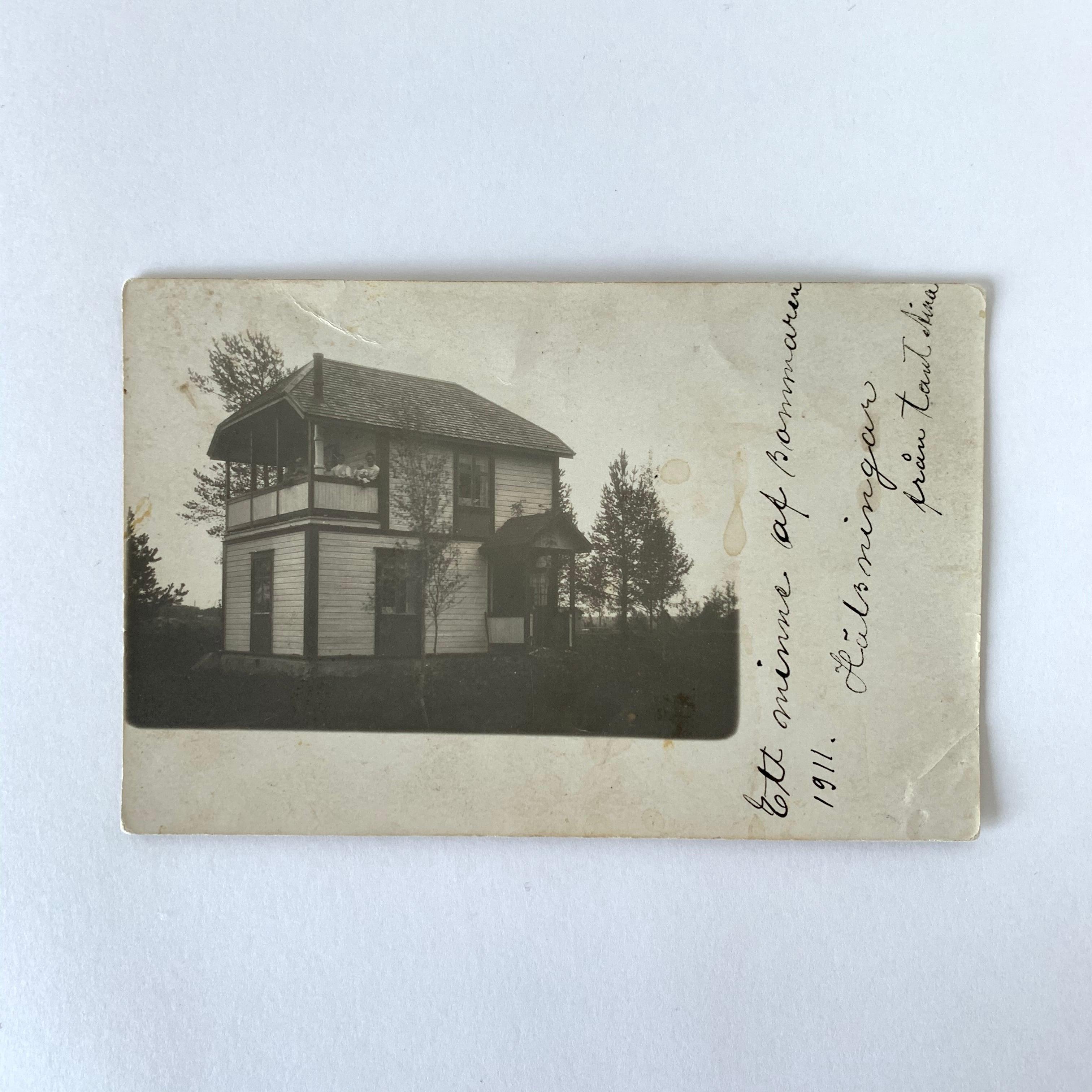 Antique Postcard No.021