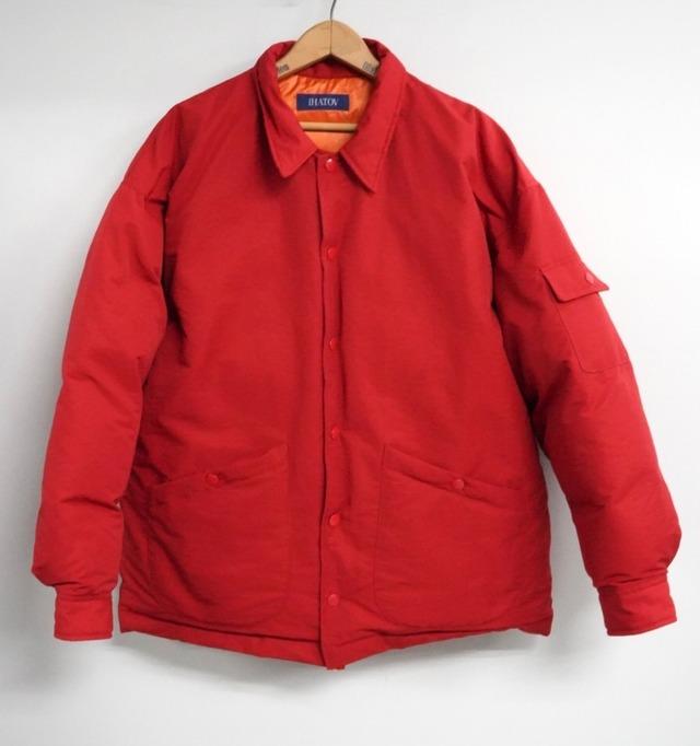 IHATOV / COACH JACKET S(RED)