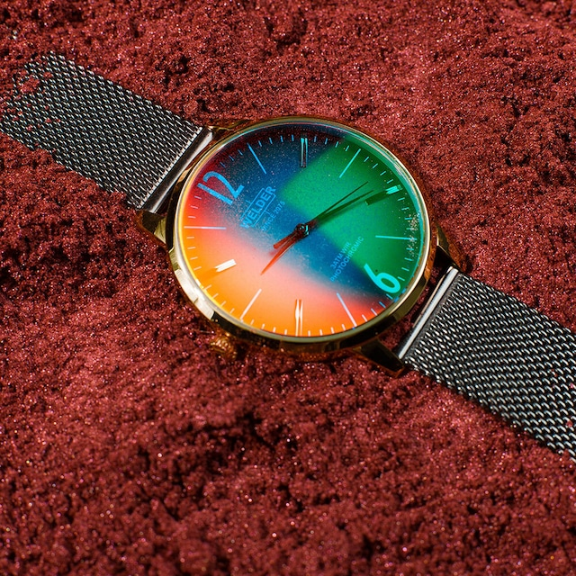 【WELDER ウェルダー】WWRS602/MOODY SLIM DAY DATE 36mm ムーディー スリム デイデイト/国内正規品 腕時計
