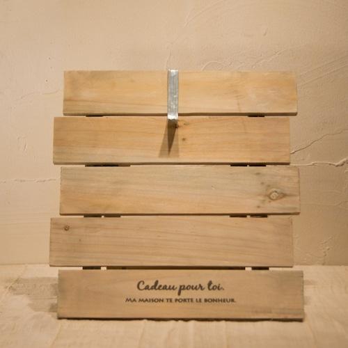 木製リーススタンド(小)