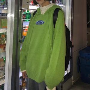CLEVTIEフード付きセーター(全3色) / HWG164