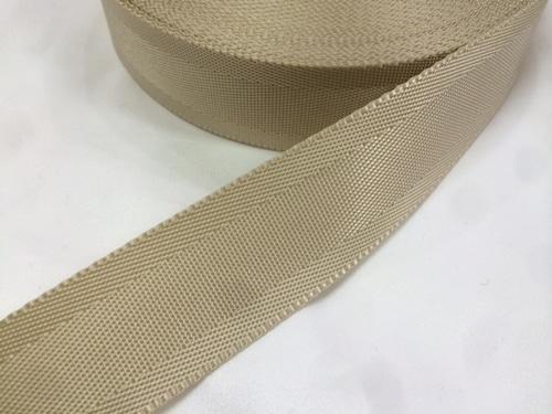 ナイロンテープ シート織 25mm幅 1.3mm厚 カラー(黒以外) 50m