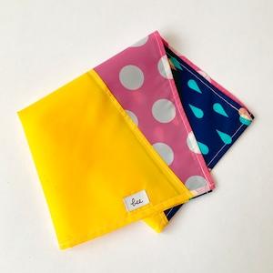 風呂敷ハンカチ / Furoshiki Handkerchief (YBP) #Wb-F200501