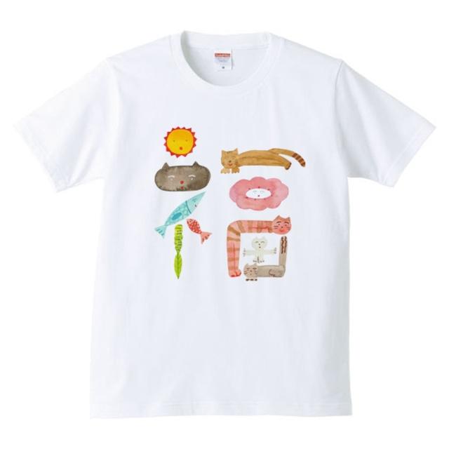 「福」キッズTシャツ