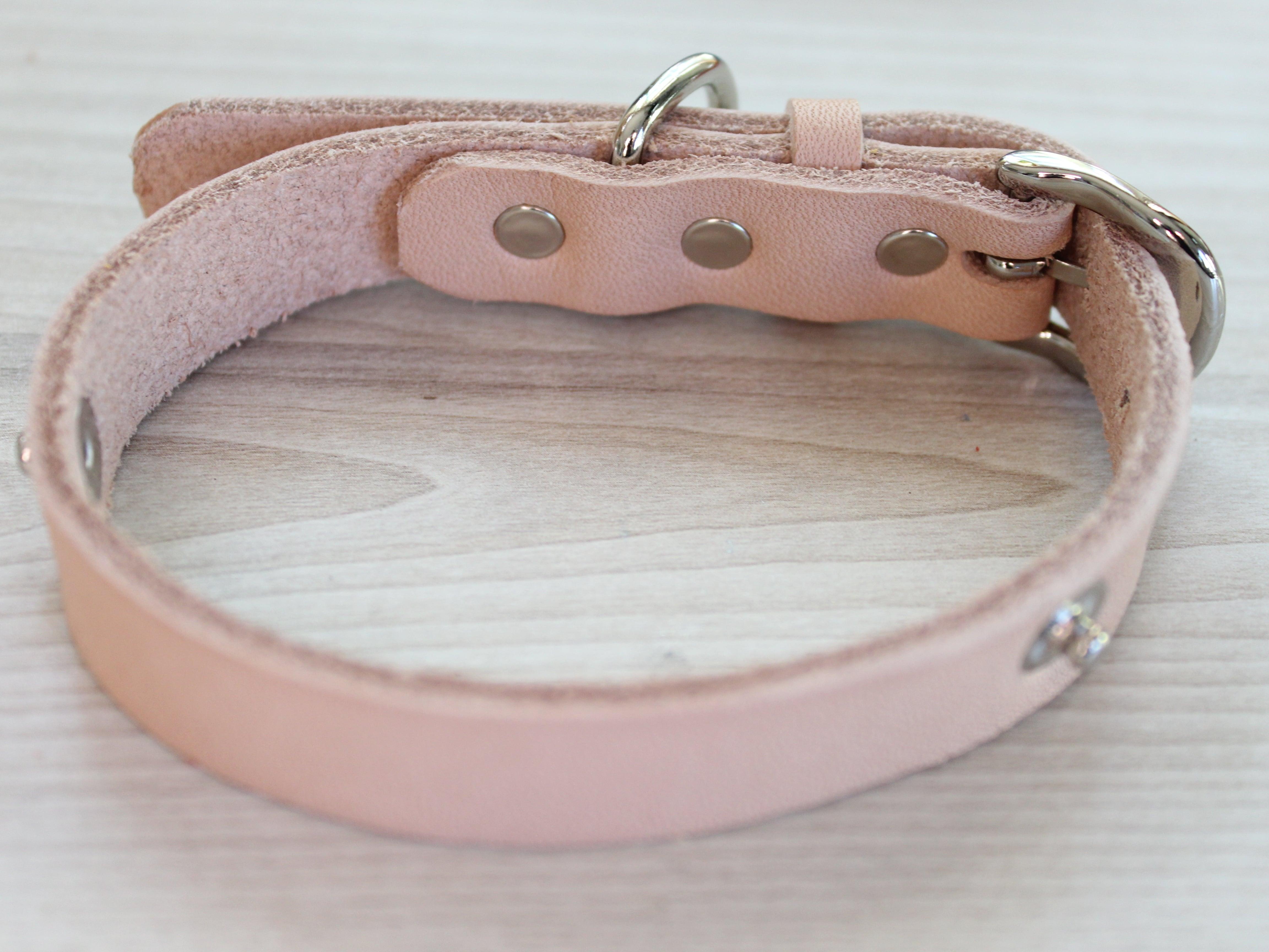 """""""WanDelen"""" Dog Necklace (本体 beige)"""