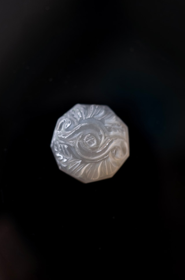 Carving Moonstone - 015