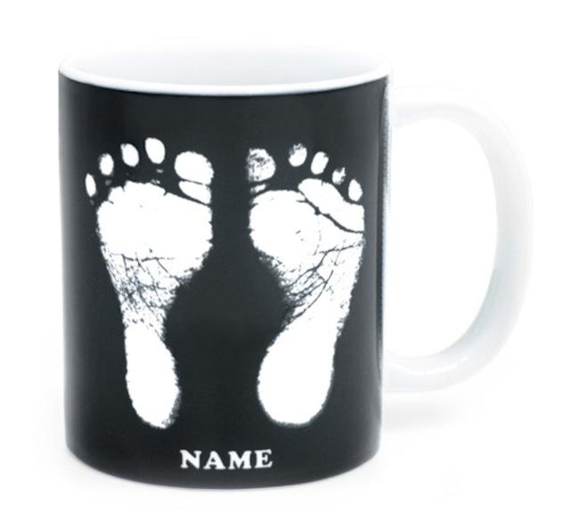 ai mug   B-type (BLACK)