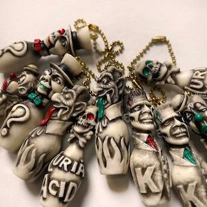 BP type Key-Chain