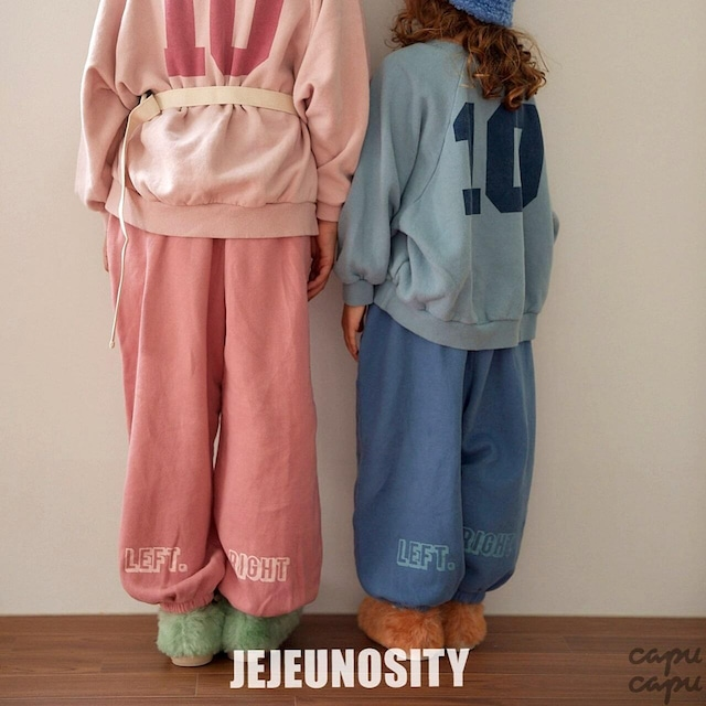 «sold out»«ジュニアサイズあり» jejeunosity army pants 3colors ジョガーパンツ