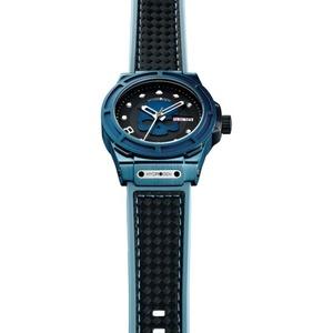 【HYDROGEN WATCH ハイドロゲンウォッチ】HW224008-SK/OTTO SKULL COLLECTION オットー スカルコレクション(ブルー)/国内正規品 腕時計