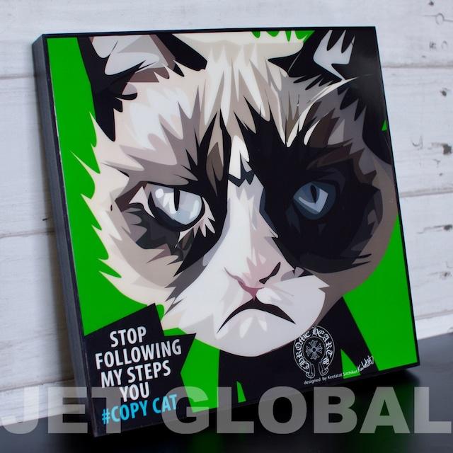 ネコ/ COPY CAT / Mサイズ 26cm / PAPAN_OT0002