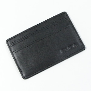 【RVCA】CLEAN CARD WALLET (BLACK)