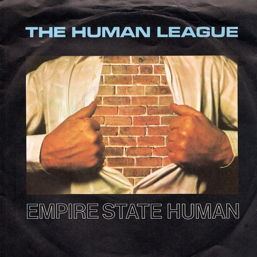 【7inch・英盤】Human League  /  Empire State Human