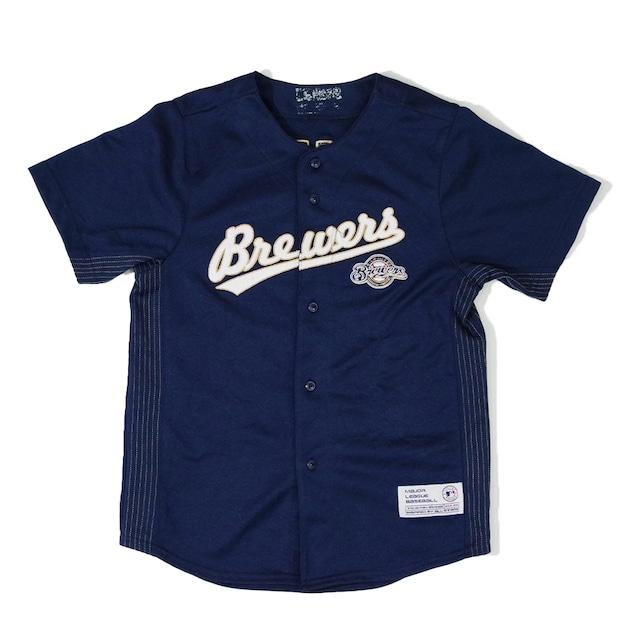 Used_ベースボールシャツ/MAJOR LEAGUER | 古着 シャツ スポーツ ベースボール 【順次発送商品】