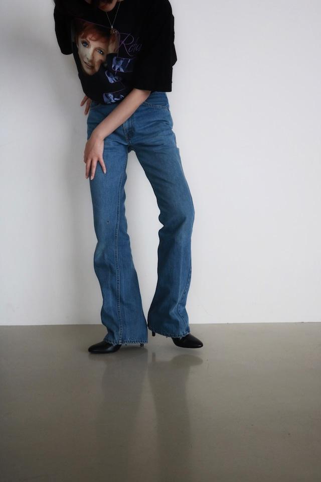 Vintage Levis 517 denim pants