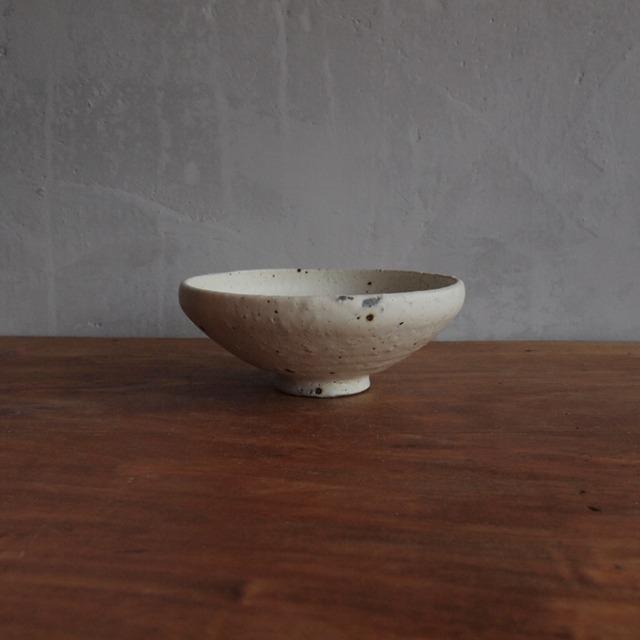 村上直子 Shiromoegi ご飯茶碗(浅)