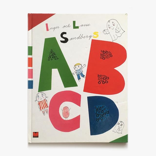 インゲル&ラッセ・サンドベリィ「ABCD(ABCDの本)」《2003-02》