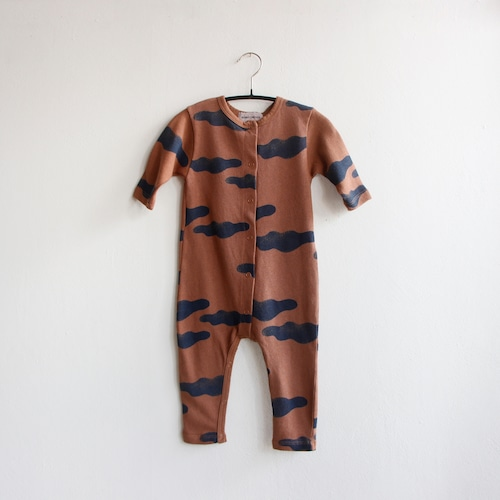 《BOBO CHOSES 2020AW》Clouds All Over Overall / 3-6M